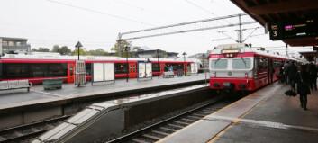 Signalfeil skapte togtrøbbel i Oslo