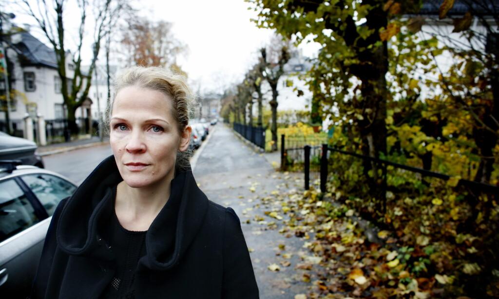 FRA BÆRUM TIL SYRIA: Åsne Seierstad har skrevet bok om de to tenåringssøstrene fra Bærum som dro til Syria i 2013.  Foto: KRISTIN SVORTE