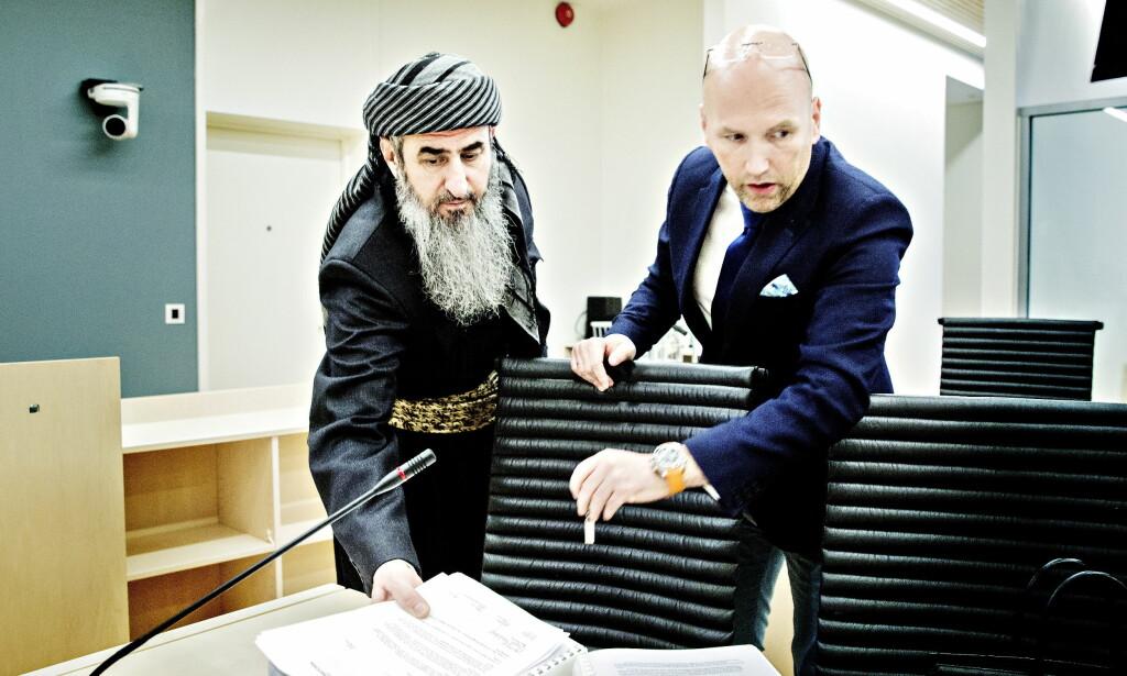 VIL ANKE: Mulla Krekars advokat, Brynjar Meling, forteller til Dagbladet at de kommer til å anke lagmannsrettens avgjørelse. Foto: Nina Hansen / Dagbladet