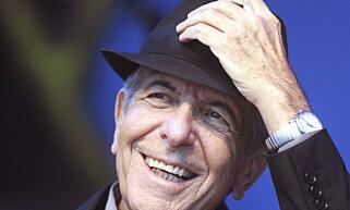image: - Leonard Cohen reddet livet mitt