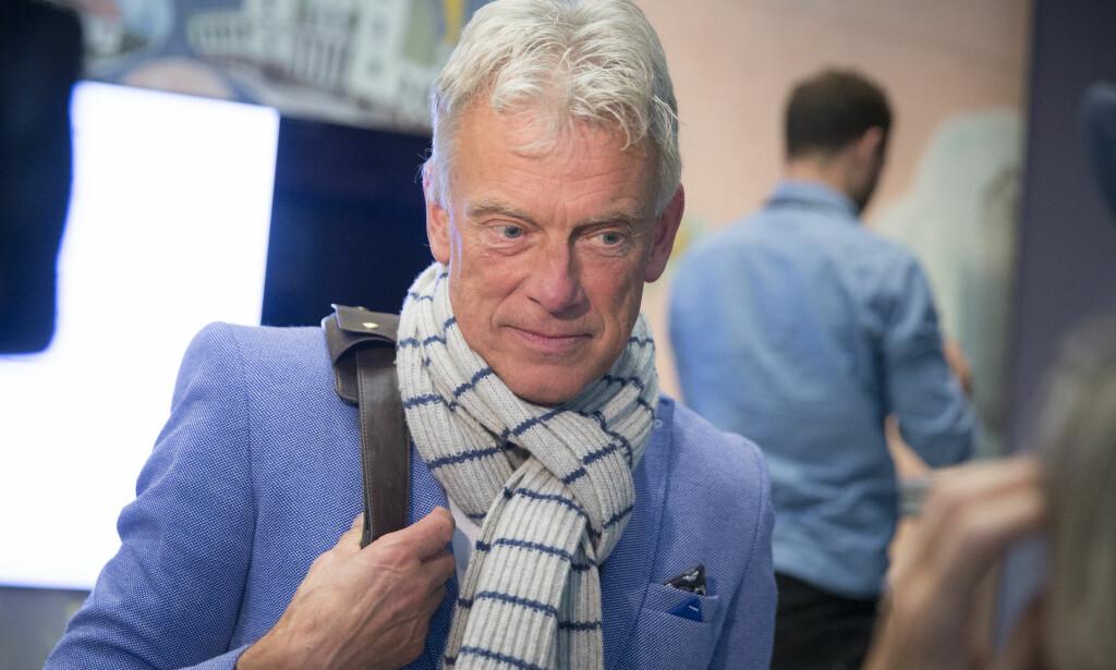 FÅR SLIPPE TIL: Tidligere toppidrettssjef Bjørge Stensbøl er sjef for kulturministerens gamle menn. Nå spiller han igjen om makten over norsk idrett. FOTO: Berit Roald / NTB scanpix