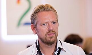 FORSVARER: TV 2s nyhets- og sportsredaktør Jan Ove Årsæther gleder seg til mer FotballXtra på kanalen utover i sesongen. Foto: Emil Weatherhead Breistein / NTB scanpix