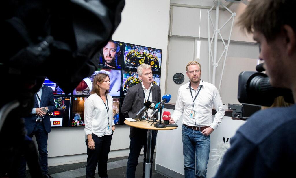image: Klubbleder i TV 2 spår masseoppsigelser