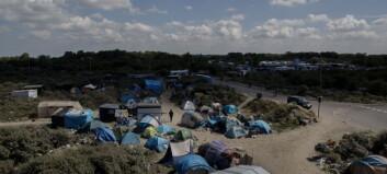 I oktober ryddet franske myndigheter bort «Jungelen» - nå returnerer flyktningene