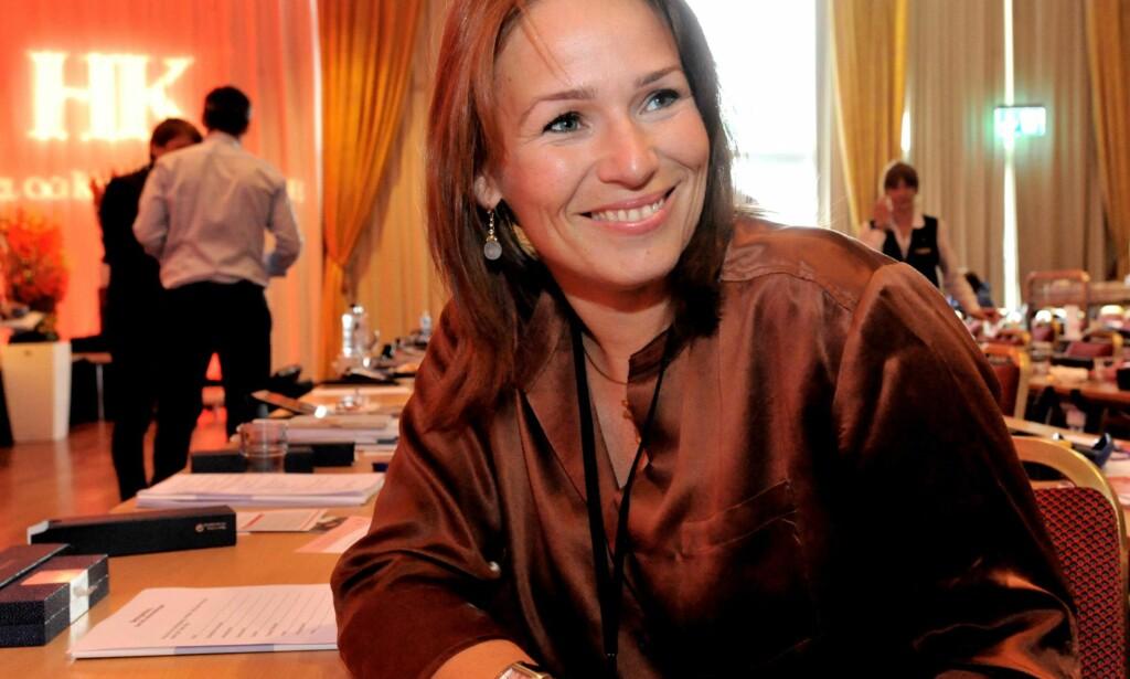 FOR VERN: Trine Lise Sundnes, Handel og Kontor. Foto: NTB Scanpix