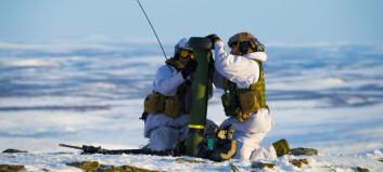 Norge risikerer å stå med den svakeste hær og heimevern siden 2. verdenskrig