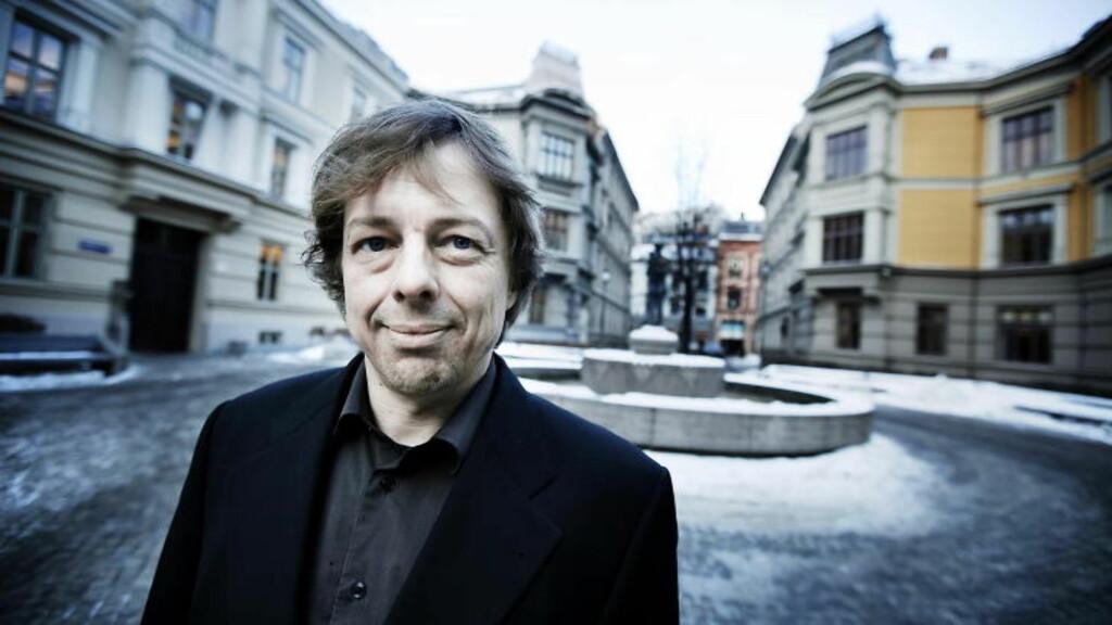 ADVOKAT: Arne Seland. Foto: Christian Roth Christensen / Dagbladet