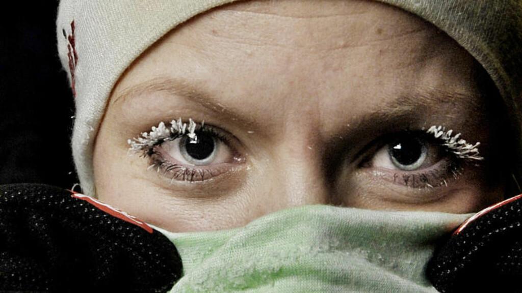 KULDEBØLGE: Selv om det blir kaldt kan du trygt ta deg en skitur så lenge du kler deg godt. Foto: John T. Pedersen / Dagbladet
