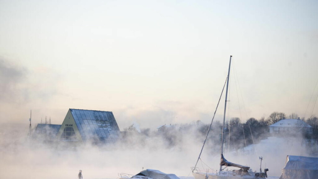 KALDT: Kulda vil bre seg over Sør-Norge framover. Foto: Sveinung Ystad / Dagbladet