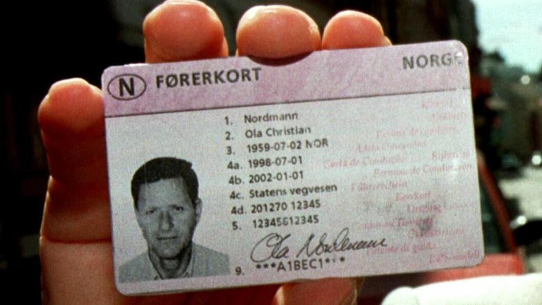 <strong>ENDRINGER:</strong> For å få likere førerkort med resten av Europa, endres reglementet kommende uke. Foto: Cornelius Poppe / NTB Scanpix