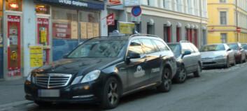 Knivstakk taxi-sjåfør for hundrelapper. Nabo våknet, løp ned og kan ha hindret drap