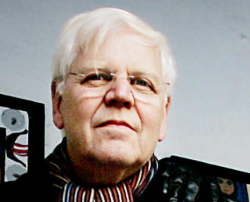 Psykolog Magne Raundalen. Foto: Jon Terje H. Hansen