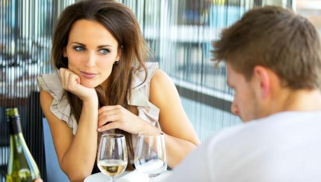 1f6607bc PÅ DATE: Unngå å bruke ordet date når du inviterer en dame ut. Foreslår