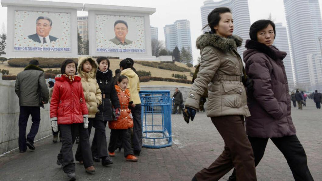 HUNGERSNØD. Ifølge det japanske nyhetsbyrået Asia Press, som seinere er blitt sitert av Sunday Times og en rekke internasjonale medier, har omtrent 10 000 personer omkommet som følge av hungersnød i landbruksområdene Hwanghae i Nord-Korea. Foto: Scanpix