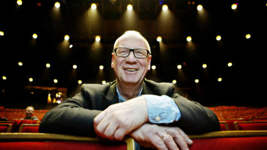 Nye perspektiver: Prest Trond Bakkevig mener teateroppsetningen av Bibelen tilfører nye perspektiver.  Foto: NINA HANSEN / Dagbladet