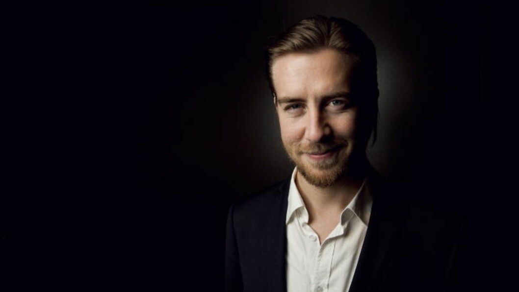 <strong>SENTRAL ROLLE:</strong> Skuespiller Pål Sverre Hagen er i gang med innspillingene til Hans Petter Molands nye film. Han er også Oscar-aktuell med «Kon-Tiki», der han spiller Thor Heyerdahl. Foto: Tore Meek / NTB scanpix