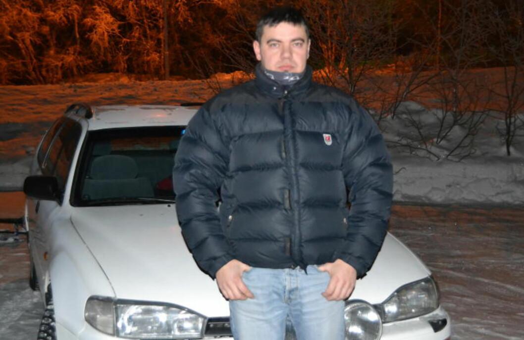 <strong>TRYGT HJEMME:</strong> Inge Arvola skulle en svipptur til Russland for billig bensin, men tilbragte hele dagen på russisk side med ransdramaet og påfølgende politiavhør. Foto: PRIVAT