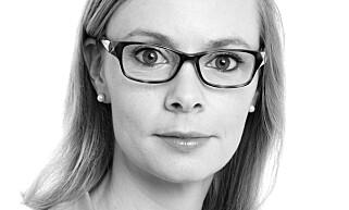 Anne Siri Koksrud  Bekkelund, politisk økonom i Civita.