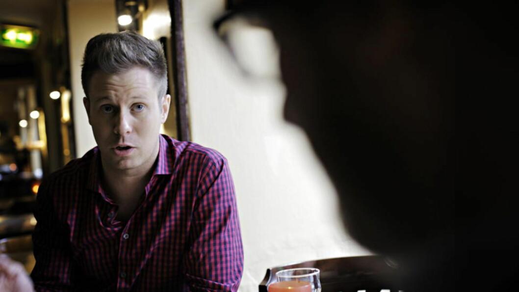 <strong>UENIG:</strong> - Forsvaret blir bedre når det inkluderer begge kjønn, sier AUF-leder Eskil Pedersen, som vil prøve å få moderpartiet til å snu. Foto: Frank Karlsen / Dagbladet