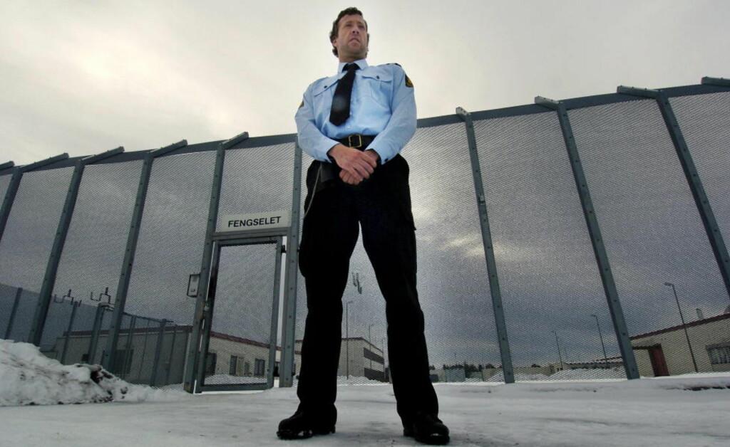 Ullersmo fengsel skjerper sikkerheten - Dagbladet