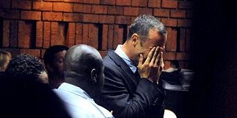 image: Pistorius' celle overvåkes døgnet rundt