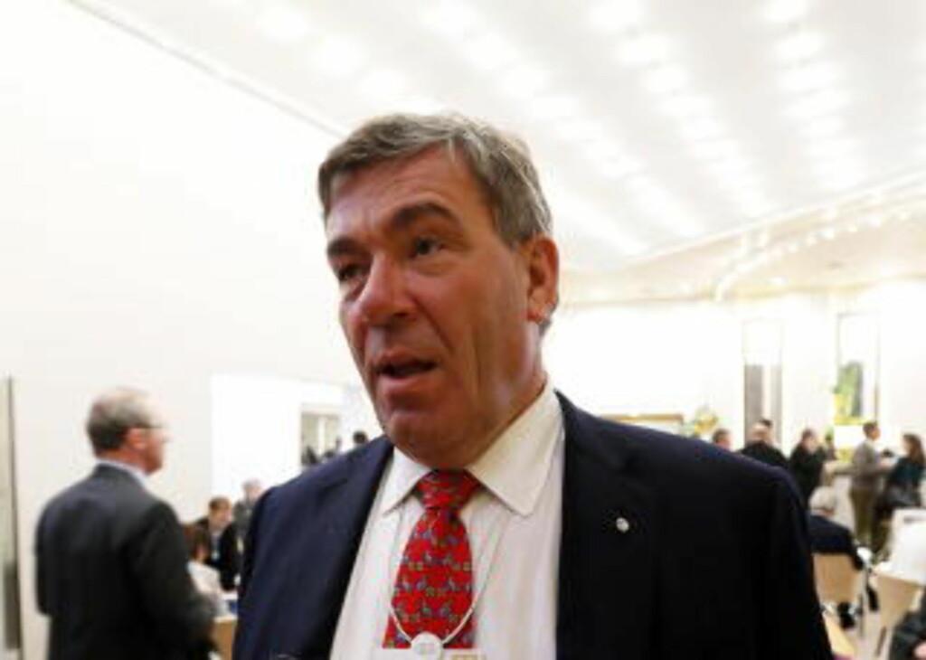 MEDLEM: Stein-Erik Hagen. Foto: Lise Åserud / NTB scanpix.
