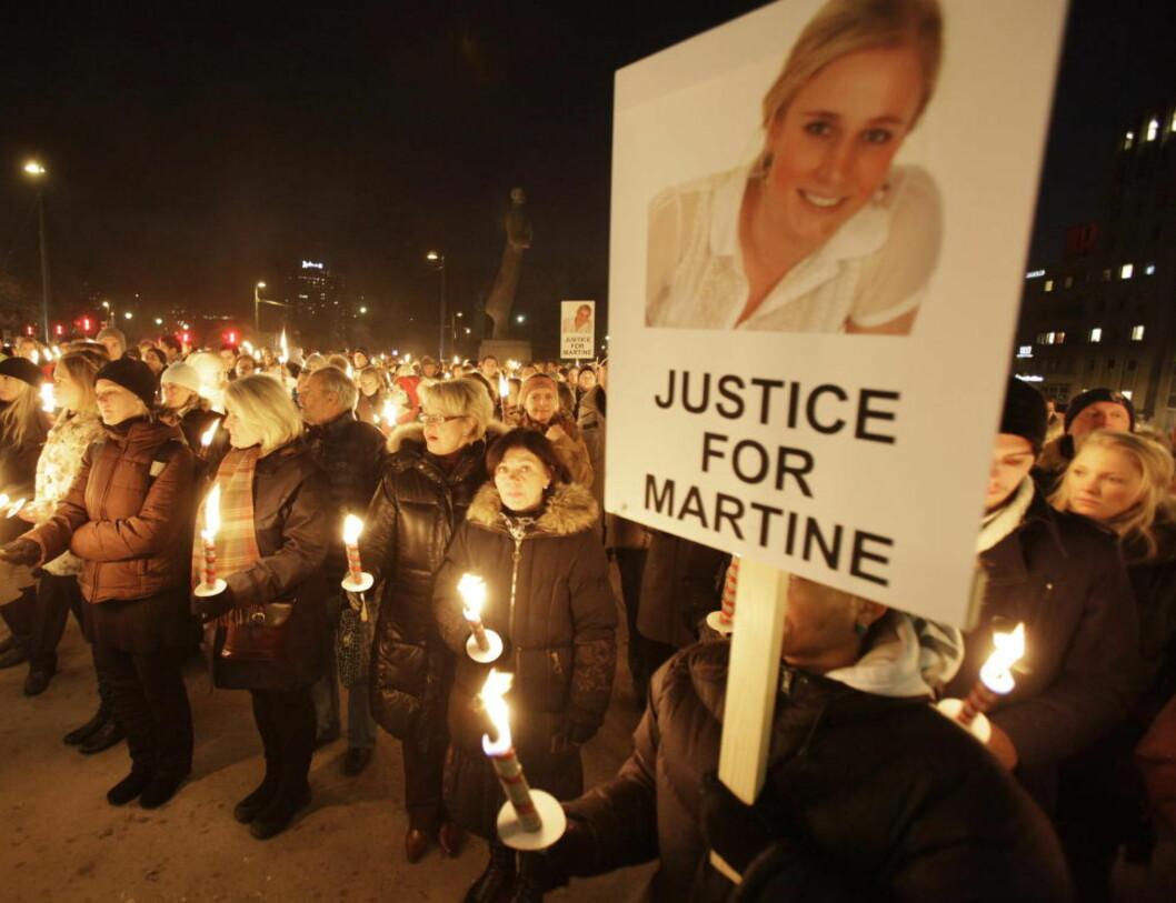 <strong>FUNNET DREPT:</strong> Martine Vik Magnussen ble drept i London for snart fem år siden. Farouk Abdulhak (31) flyktet til hjemlandet Jemen like etter, og har vært etterlyst siden. Foto: Hans Arne Vedlog / Dagbladet