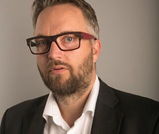 ADVARER: Generalsekretær Hans Torvald Haugo. Foto: Norges Optikerforbund