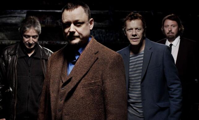 TREDJE GANG: Alle gode ting er tre, heter det. Skal Raga Rockers bli innlemmet i Rockheim neste år?