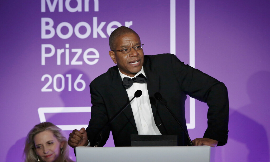 VINNER: Forfatteren Paul Beatty har vunnet Bookerprisen. Foto: REUTERS/John Phillips/Pool