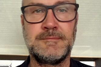 Roger D. Pettersen, drosjesjåfør i Oslo.