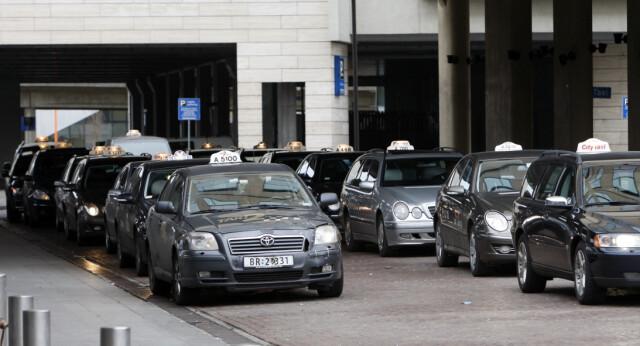 e485d98d0 Vil vite drosjeprisen på forhånd - - Forbrukerne bør få mulighet til ...