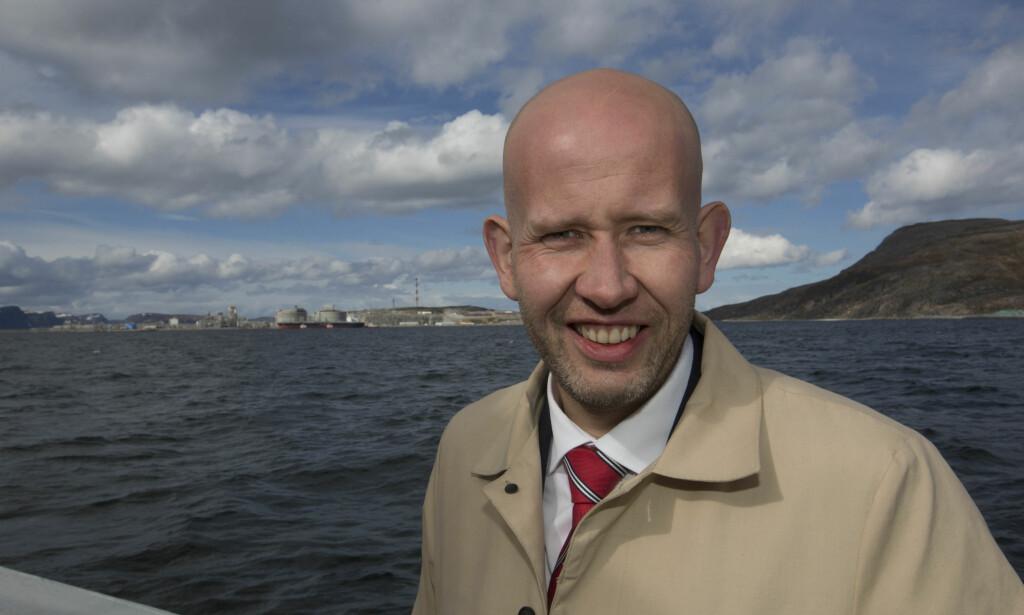 Basert på fakta: Jeg arbeider for en mest mulig faktabasert klimadebatt, skriver olje- og energiminister Tord Lien. Foto: Jan-Morten Bjørnbakk / NTB scanpix