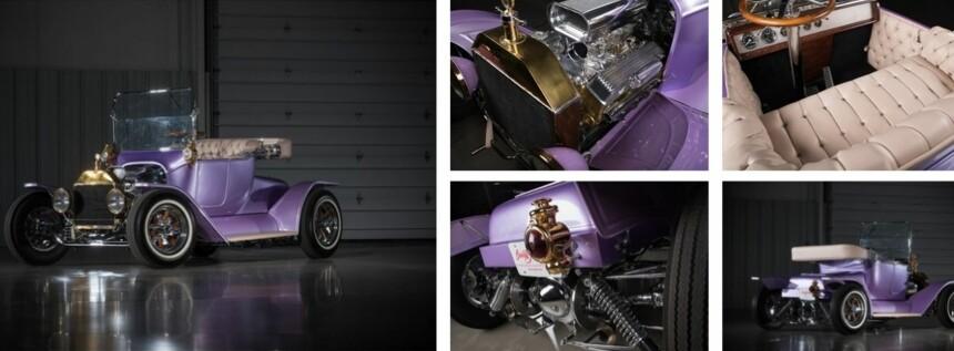 FRISTENDE? Denne T-Forden fra 1913 garanterer deg blikk fra absolutt alle seende mennesker over to år. På JamesEdition.com finnes det en mengde gamle biler til salgs. Foto: Skjermdump: JamesEdition.com
