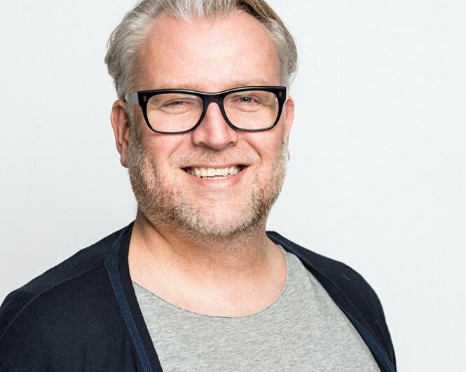 <strong>DRIVER SEXOLOGISK RÅDGIVNING:</strong> Tore Holte Follestad ved stiftelsen Sex og Samfunn. Foto: Kai Myhre