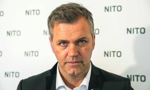 Espen Fuglesang, direktør i NITO Takst
