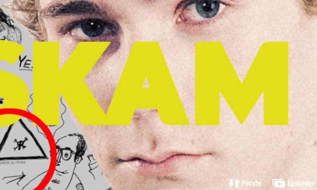 image: Danske Stine knekket mystisk «Skam»-kode