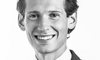 Emanuel Feinberg, prosessfullmektig for Greenpeace og Natur og Ungdom, advokat i Advokatfirmaet Glittertind AS.