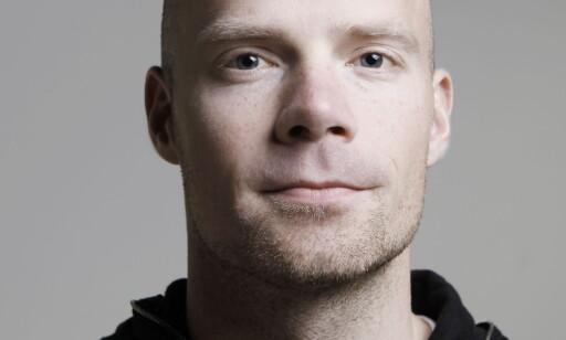 Forfatter og journalist, Stian Haraldsen.Foto: Erling Hægeland/Dagbladet