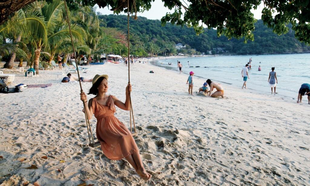 HARMONI: Thailand er fortsatt en norsk feriefavoritt. «Smilets land» får stadig mer å by på, ikke minst på aktivitetsfronten.  Foto: Runar Larsen<div><br></div>