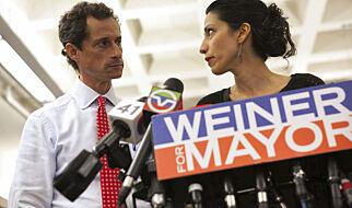 image: Trump advarte mot Weiner:- En pervo og en «sleazeball»