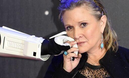 image: «Star Wars»-stjerna involvert i heroin-søksmål