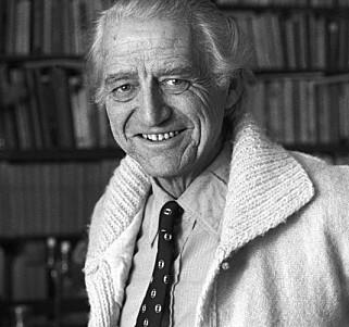 OLDEFAR: Thorbjørn Egner døde 24. desember 1990. Han ble 78 år. Foto: Bjørn Sigurdsøn / NTB Scanpix