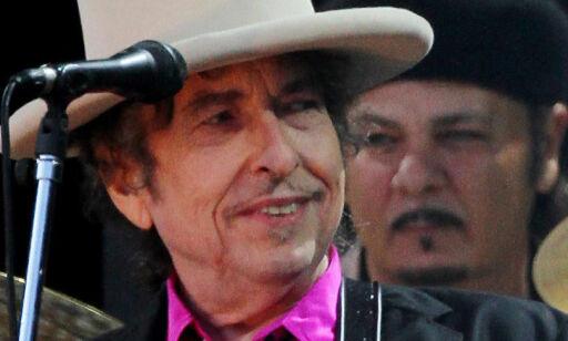 image: Bob Dylan tar ikke imot Nobelprisen personlig