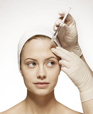 UFARLIG: Nevrolog Monica Drottning-Rønne sier at bruk av Botox ikke er farlig hvis behandlingen utføres riktig. Foto: Science Photo Library / NTB Scanpix