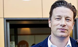 KUTTER SUKKER: Jamie Oliver er glødende engasjert i kampen for et bedre kosthold, spesielt for barn. Her fra EAT Stockholm-konferansen tidligere i år. Foto: Nina Hansen