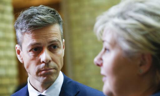 image: KrF vil kaste Frp ut av regjering: Støtter en regjering med Høyre og Venstre