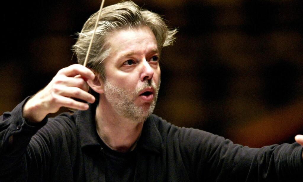 Vanskelig lydbilde. Jukka-Pekka Saraste fikk ikke alt til å stemme på konserten sist torsdag. Foto: TRULS BREKKE