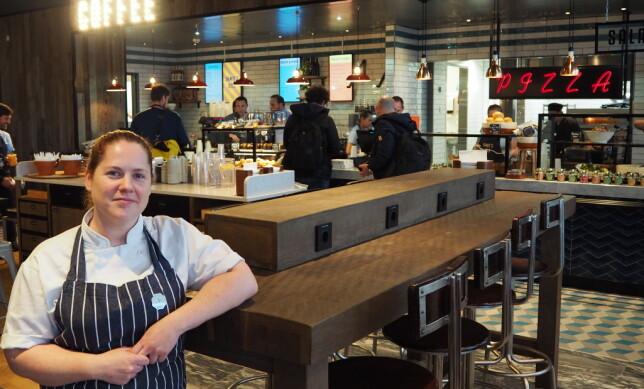 REISENDE RESTAURANTÅPNER: Charlie Barr har med denne vært med på å åpne 21 Jamie Oliver-restauranter utenfor Storbritannia.