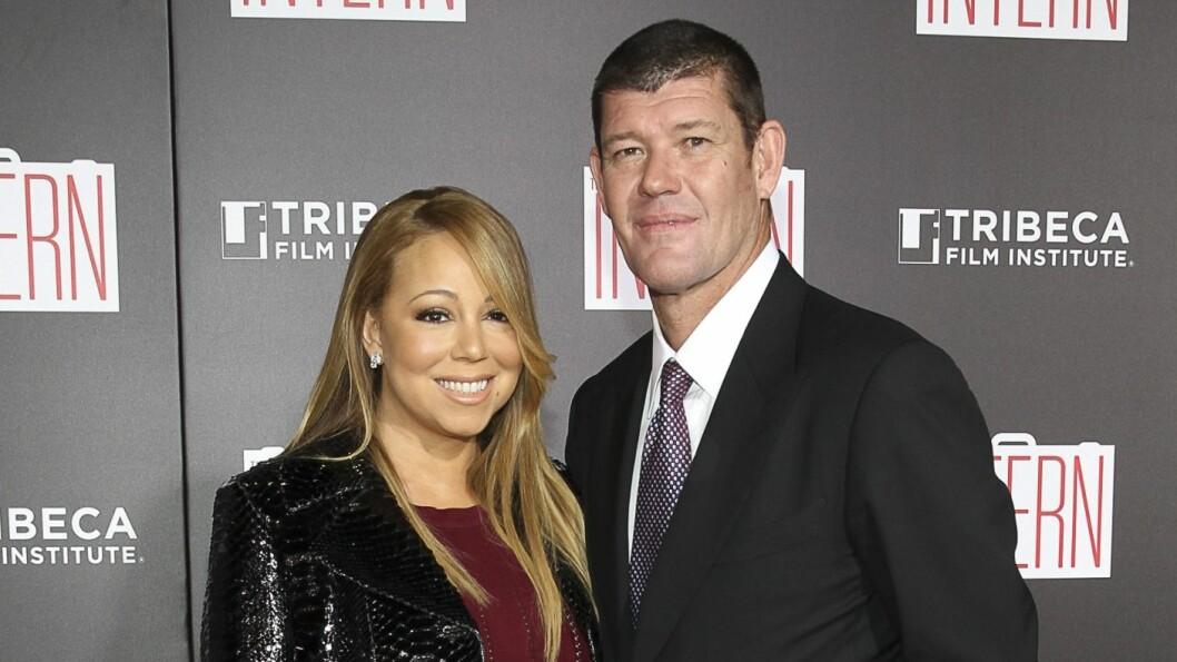 KRANGLER OM HUS: Mariah Carey skal ifølge en kilde TMZ har snakket med, kreve at eks-forloveden James Packer kjøper et hus til henne før hun flytter ut av hans hjem i Los Angeles. Foto: Rex Features